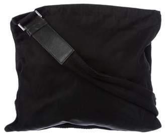 Prada Vela Messenger Bag Black Vela Messenger Bag