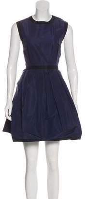 Miu Miu Cutout Mini Dress