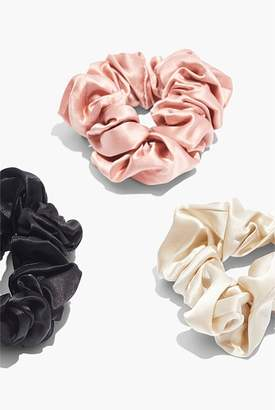 Country Road Silk Scrunchie Pack