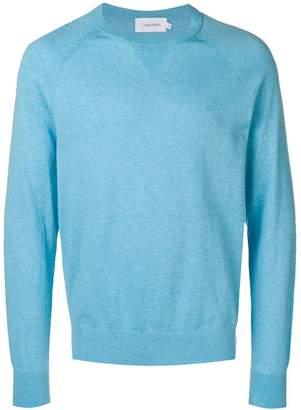 Calvin Klein knit crew neck sweater