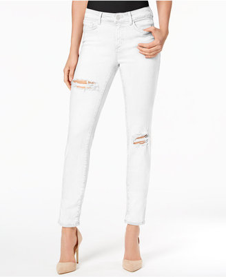 Buffalo David Bitton Hope Ripped Skinny Jeans $69 thestylecure.com