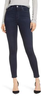 AG Jeans Mila Super High Waist Skinny Jeans