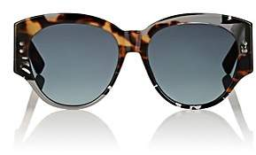 "Christian Dior Women's ""LadyDiorStuds2"" Sunglasses - Gray"