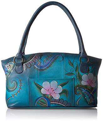Anuschka Anna by Tote Bag   Genuine Leather   Wide