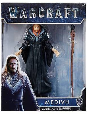 """World of Warcraft Medivh Figure with Accessory 6"""""""