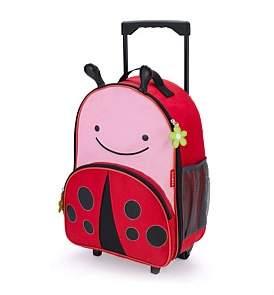 Skip Hop Livie Ladybug Zoo Luggage