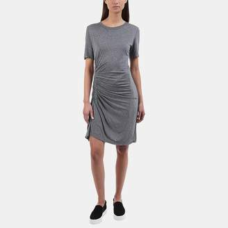 A.L.C. Sally Asymmetrical Hem Jersey Dress