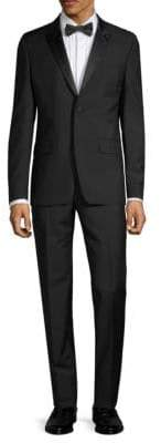 Givenchy Peak Lapel Wool Standard-Fit Suit