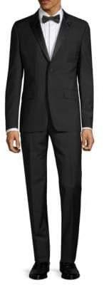 Givenchy Peak Lapel Wool Standard-Fit Suit
