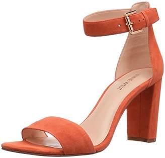 Nine West Women's Nora Suede Dress Sandal
