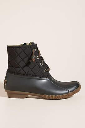Sperry Saltwater Rain Boots