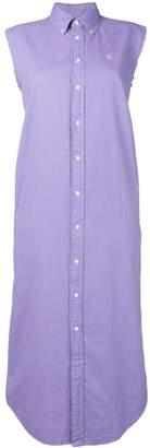 Ralph Lauren sleeveless shirt dress