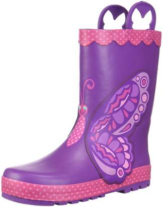 Western Chief Girl's Printed Rain Boot