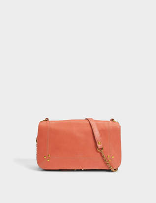Jerome Dreyfuss Bobi Bag in Pink Lambskin
