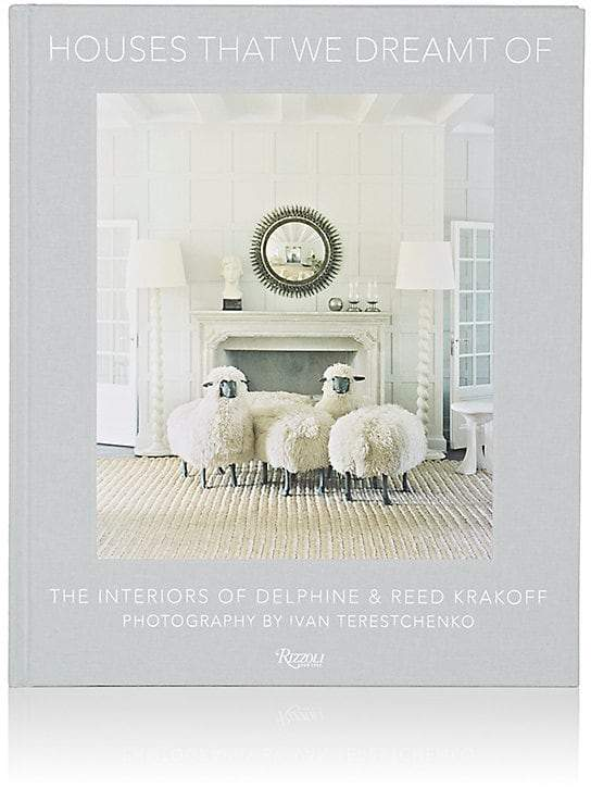 Houses That We Dreamt Of: The Interiors Of Delphine & Reed Krakoff