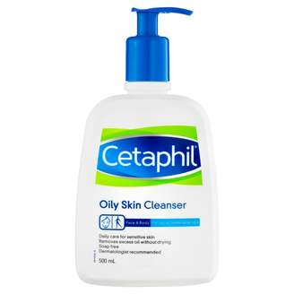 Cetaphil Oily Skin Cleanser 500 mL