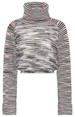 Missoni Wool turtleneck sweater