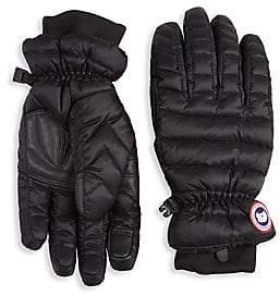 28e0ee70005d Canada Goose Women s Lightweight Quilted Gloves