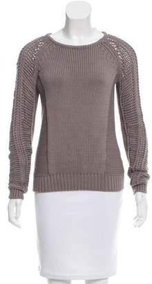 Helmut Lang Rib Knit Sweater