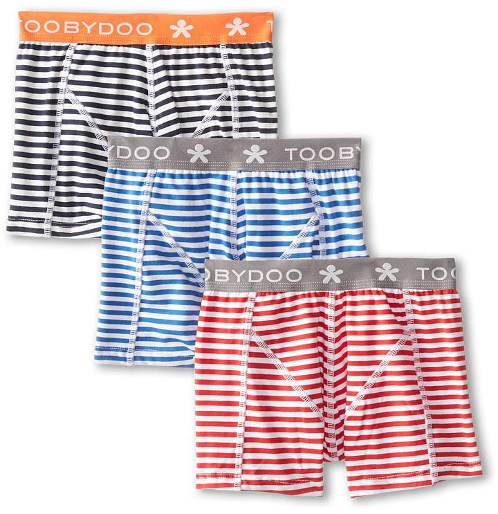 Star of Stripes 3-Pack Underwear Set (Infant/Toddler/Little Kids/Big Kids)