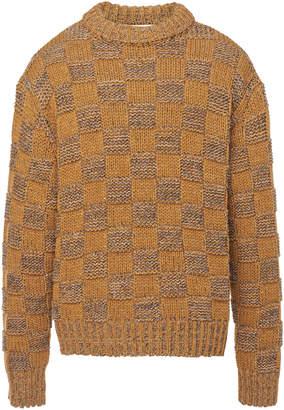 Marni Checkerboard Sweater