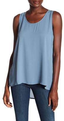 Everleigh Pleated Back Tank Top