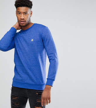 Le Breve TALL Crew Neck Marl Sweater