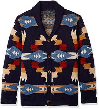 Pendleton Men's Tuscon Cardigan Sweater