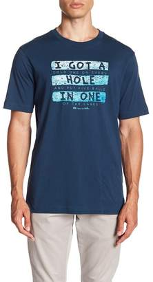 Travis Mathew Hole in One Graphic Tee