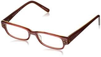 Vera Wang Women's Krypton KPTNRD15 Rectangular Reading Glasses