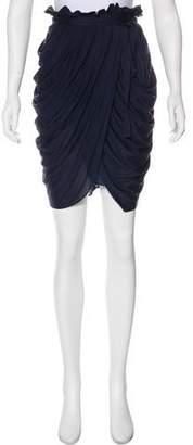 3.1 Phillip Lim Jersey Knee-Length Skirt