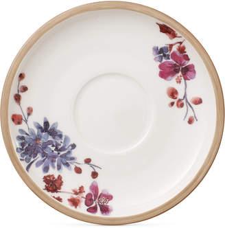 Villeroy & Boch Artesano Provencal Lavender Collection Porcelain Tea Cup Saucer