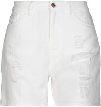 European Culture Denim shorts