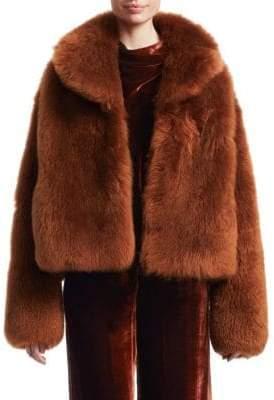 A.L.C. Dean Fur Jacket