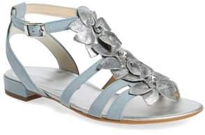 Paul Green Norien Embellished Flower Sandal