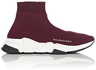 Balenciaga Women's Speed Knit Sneakers $595 thestylecure.com