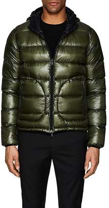 Herno Men's Hooded Ripstop Puffer Jacket