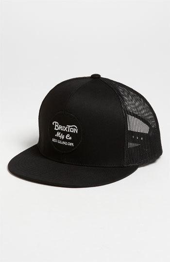 Brixton 'Wheeler' Trucker Hat