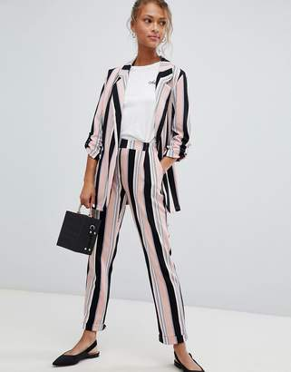 New Look Stripe Two-piece Pants