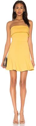 C/Meo Apex Mini Dress