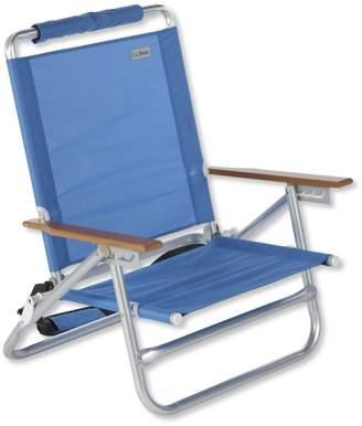 L.L. Bean L.L.Bean Folding Beach Chair