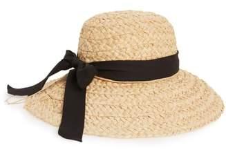 Helen Kaminski Helen Kaminiski Classic Wide Braid Raffia Hat