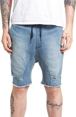 Men's Zanerobe Sureshot Denim Shorts $89 thestylecure.com