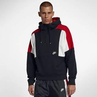 Nike Sportswear Men's Fleece Half-Zip Hoodie