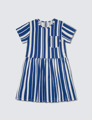 Mini Rodini Odd Stripe S/S Dress