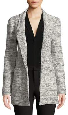Lord & Taylor Open Front Blazer