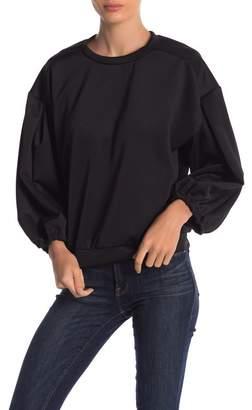 Elan International Oversized Pullover Top