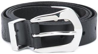 Paige silver-tone hardware belt $159 thestylecure.com