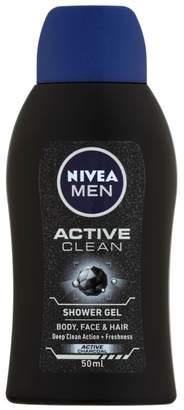 4ccb8c7f9e4 Nivea Bath   Shower Gel For Men - ShopStyle UK