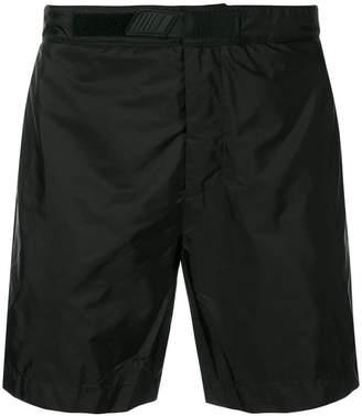 Prada touch-strap shorts